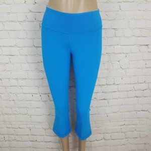Lululemon Gather & Crow Crop Spry Blue 2